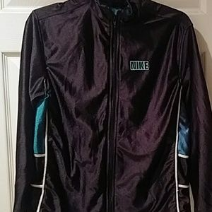 Boys Nike zip up jacket size medium 10-12